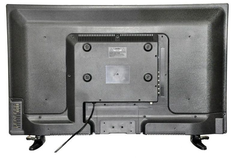 32 inch basic tv back