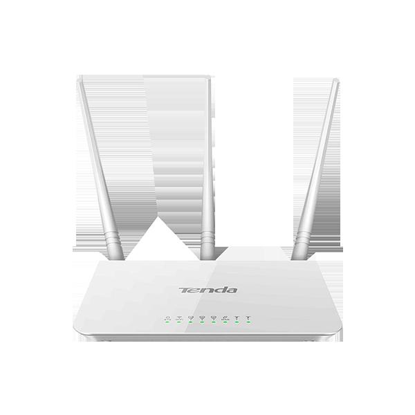 Tenda f3 300mbps 3x5dbi wireless wifi 3in1 01