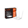 Tenda f3 300mbps 3x5dbi wireless wifi 3in1