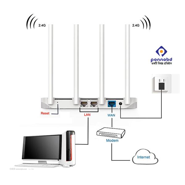 mi router 3C 02