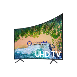 Samsung 55NU7300 55 Inch Smart Curved 4K UHD TV