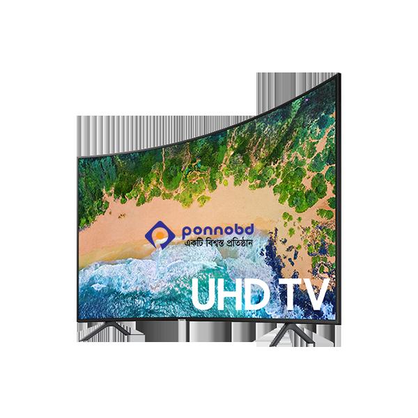 Samsung 55 Inch Curved 4K Smart TV 55NU7300