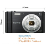 Sony Cyber-shot DSC-W710 16MP 5x Zoom Camera 2049