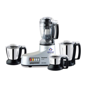 Panasonic 4-Jar Super Mixer Grinder MX-AC400