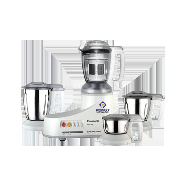 panasonic mx ac 400 mixer grinder