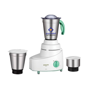 Philips HL1606/03 500 W Mixer Grinder-White & Green