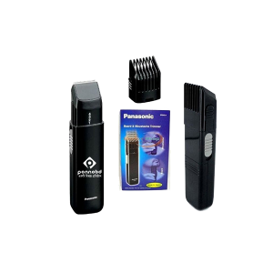 Panasonic ER240 Beard and Moustache Black Hair Trimmer