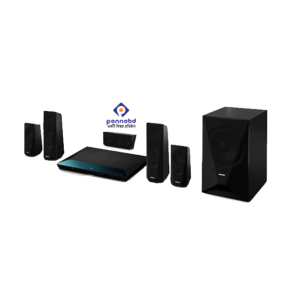 Sony E2100 5.1 Home Theater System with DVD Player 5