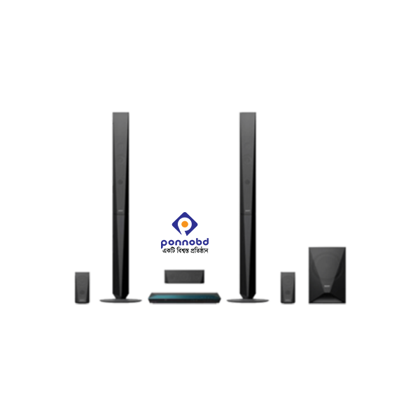 SONY E4100 5.1 Home Theater System with DVD Player 5