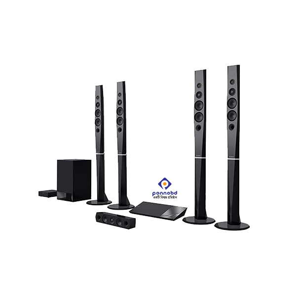 SONY N9200W 5:1 Home Theater System with DVD Player 6