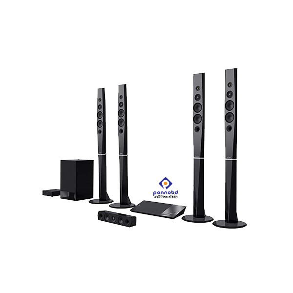 SONY N9200W 5:1 Home Theater System with DVD Player 7