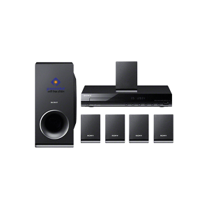 SONY TZ140 5:1 Home Theater System with DVD Player