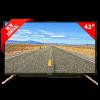 Pentanik 43 inch Smart Android TV with Soundbar 11
