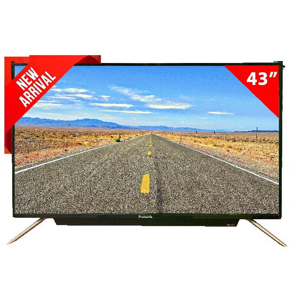 Pentanik 43 inch Smart Android TV with Soundbar 5