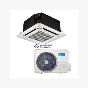 Midea 4 Ton Ceiling Cassette Air Conditioner