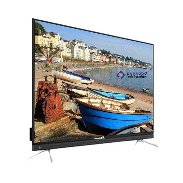 Pentanik 43 inch Smart Android Sound bar LED TV 2019