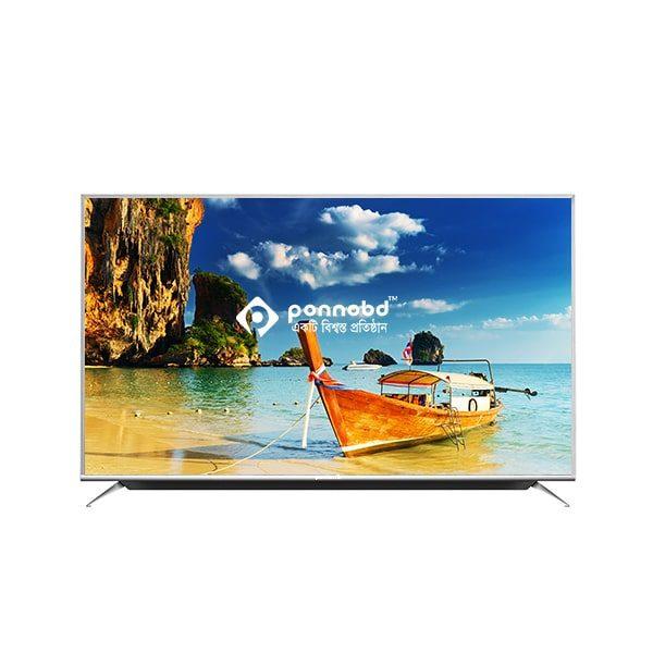 Pentanik 65 inch Android Soundbar LED TV 2019
