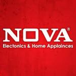 nova electronics logo
