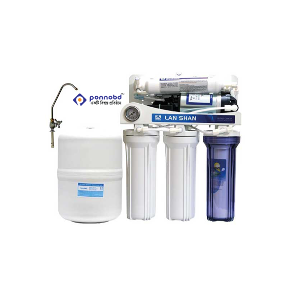 Water Purifier WE-LSRO-101BWG 5