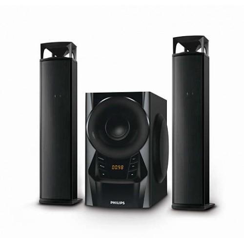 philips mms2160b/94 2.1 bluetooth speaker;
