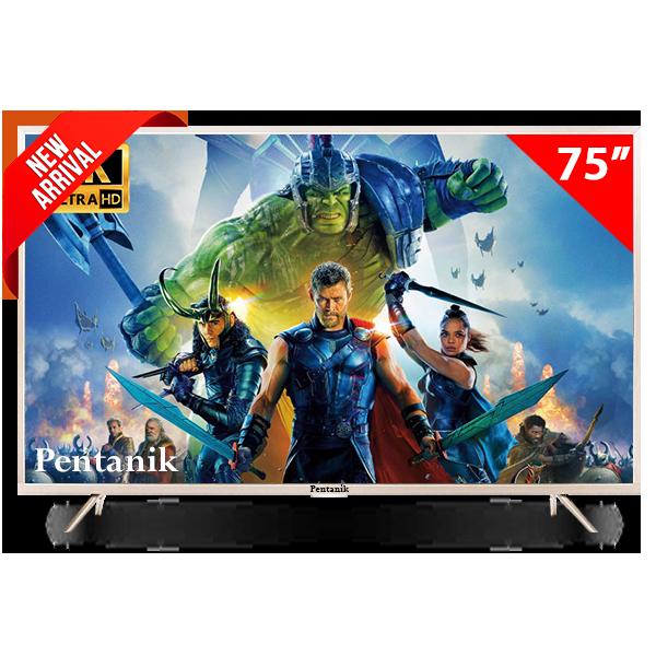 Pentanik 75 Inch Smart Android LED TV 5