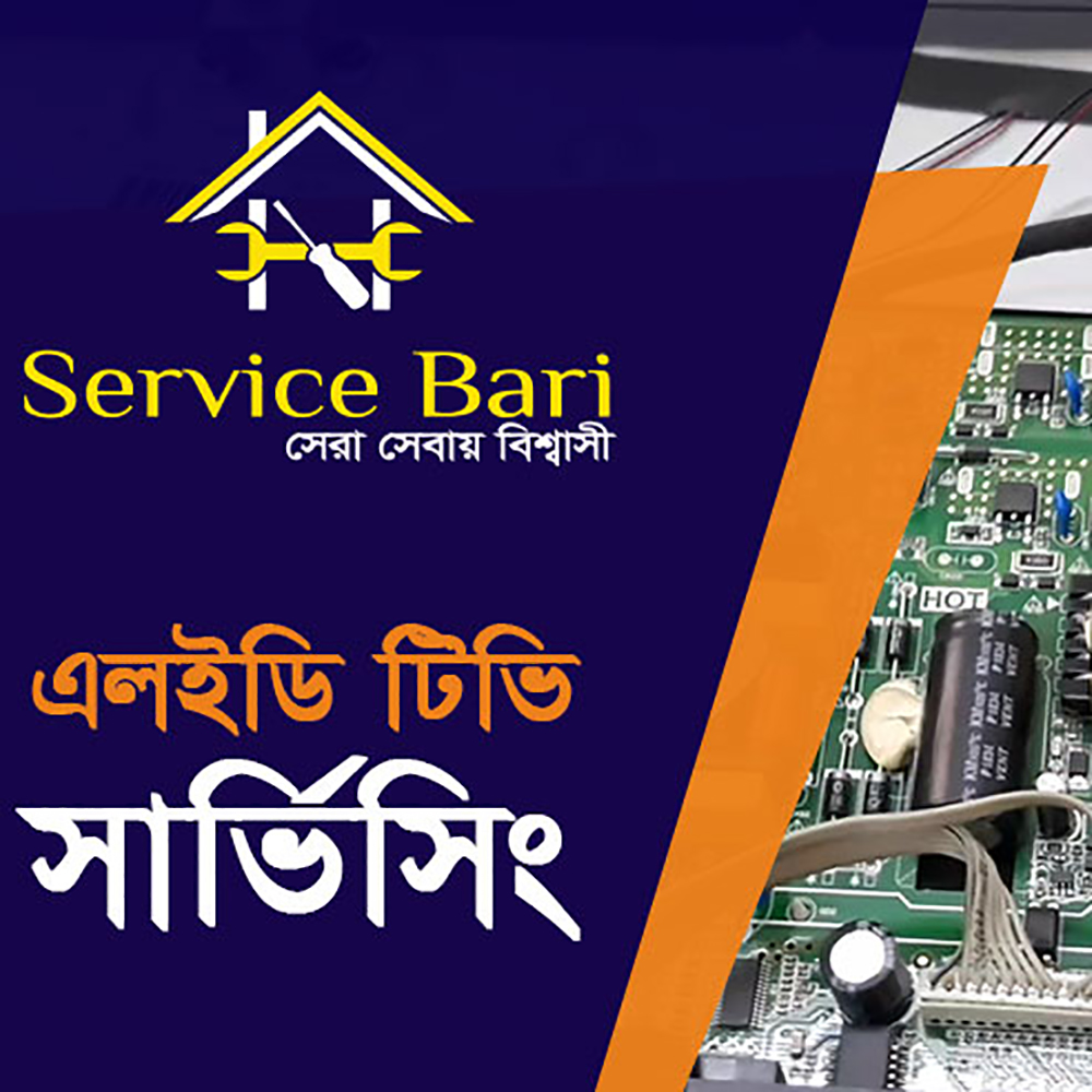 LED TV Servicing at Service Bari | Service Center of Ponnobd