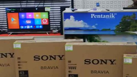 Sony tv price