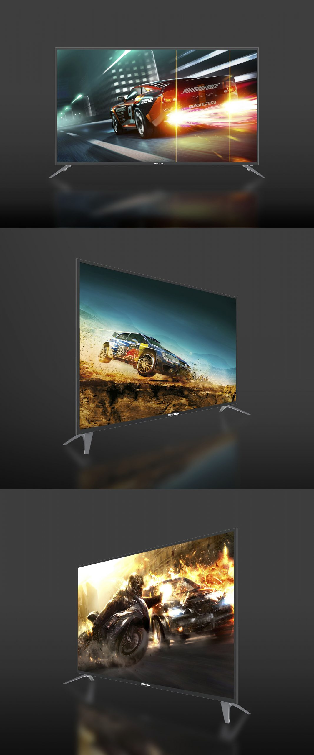 walton Android tv