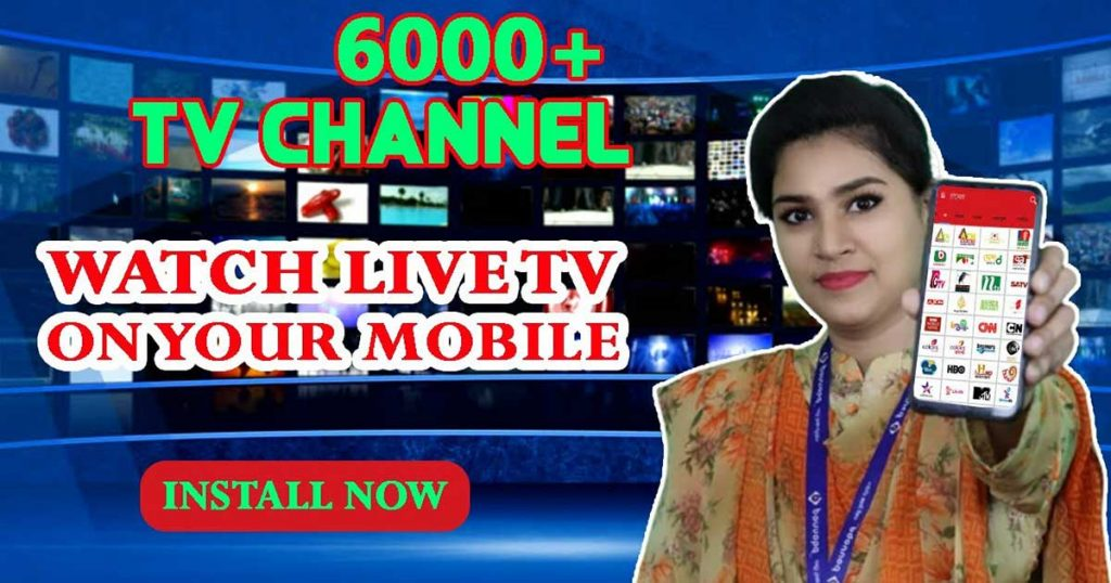 6000 tv channel