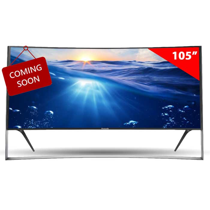 pentanik 105 inch tv