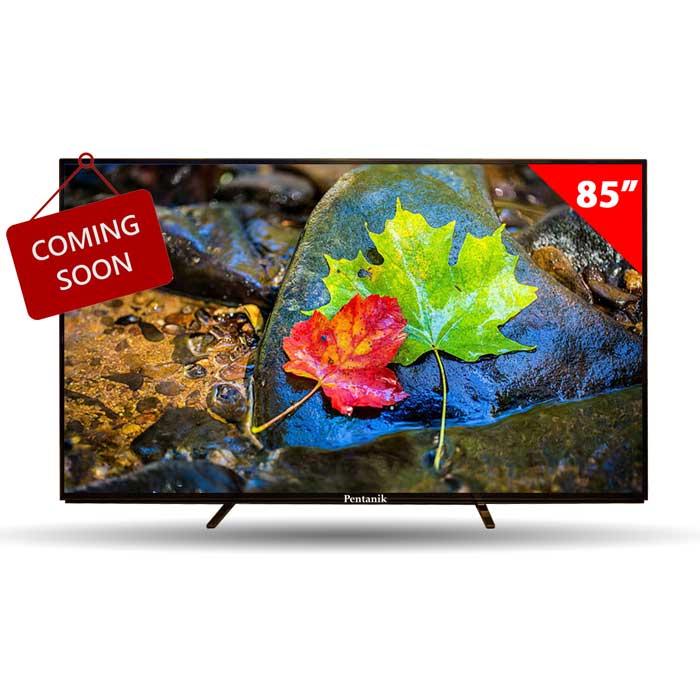 pentanik 85 inch tv